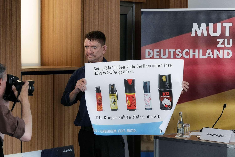 Meine Kandidatur für den Landesvorstand der Berliner AfD