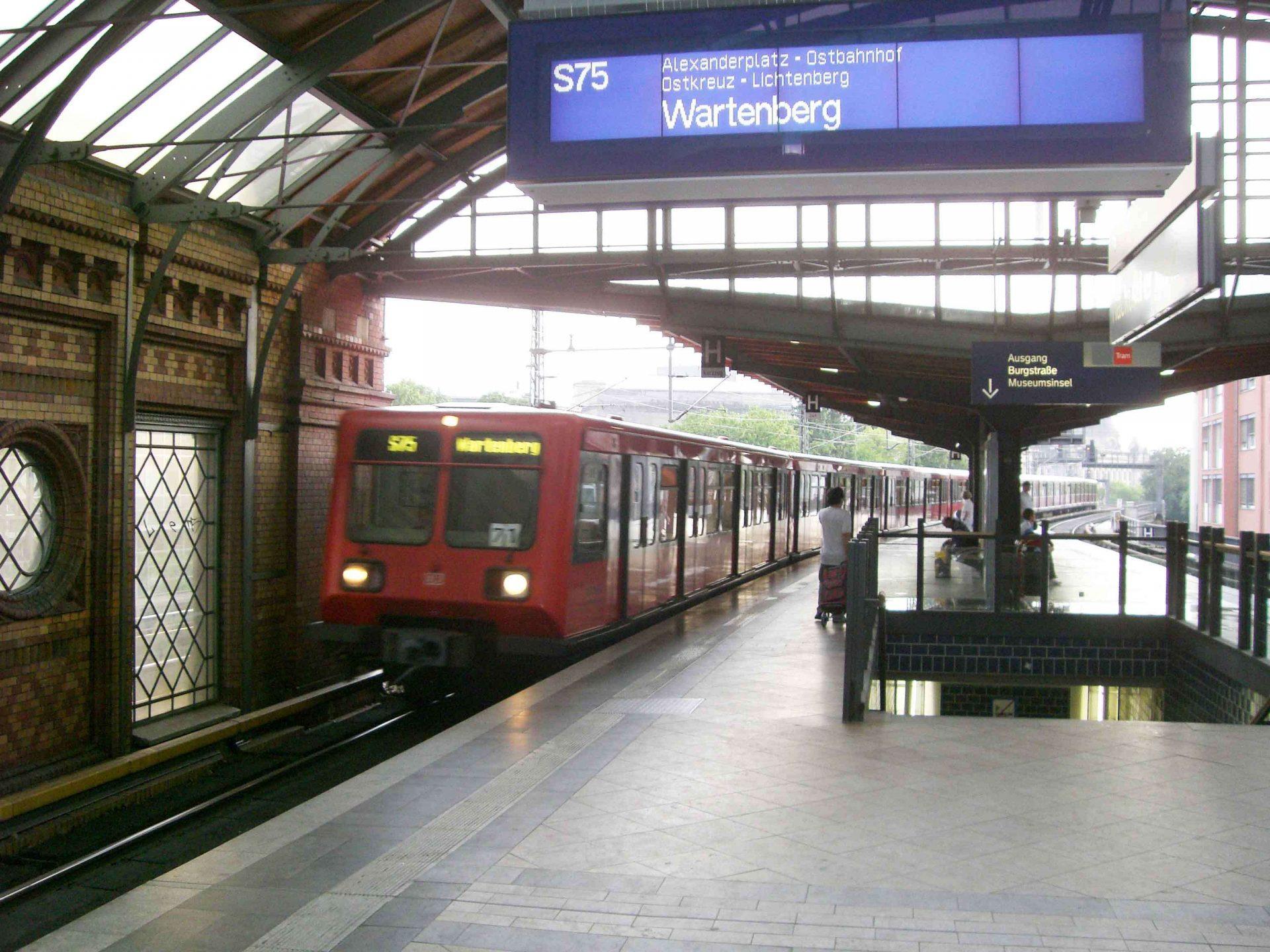 Eine neue S-Bahnlinie nach Blankenburg
