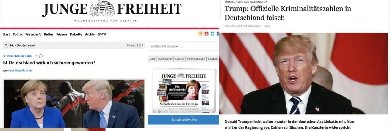 Eine Lügendebatte: Ist Deutschland sicherer geworden?
