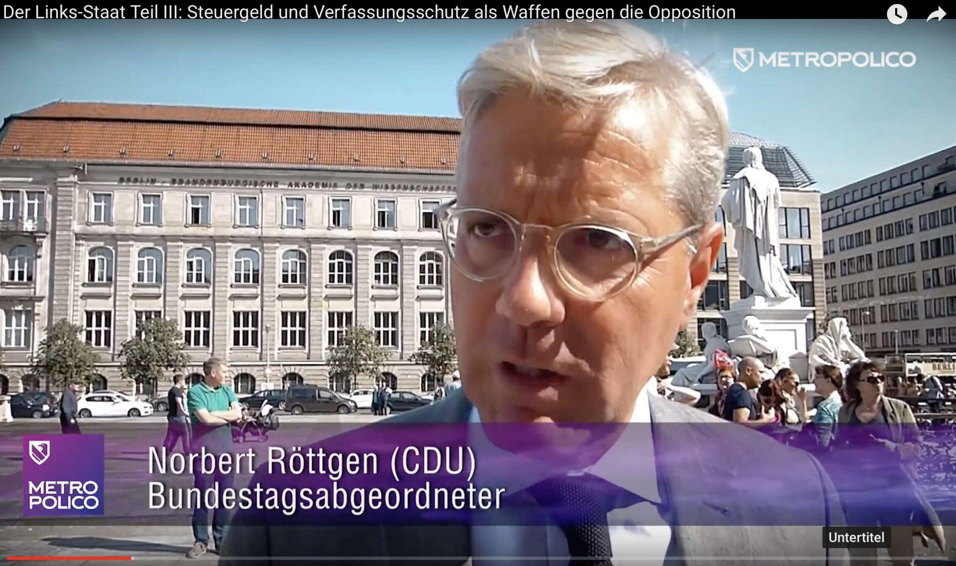 Der Linksstaat, Teil III (Video)