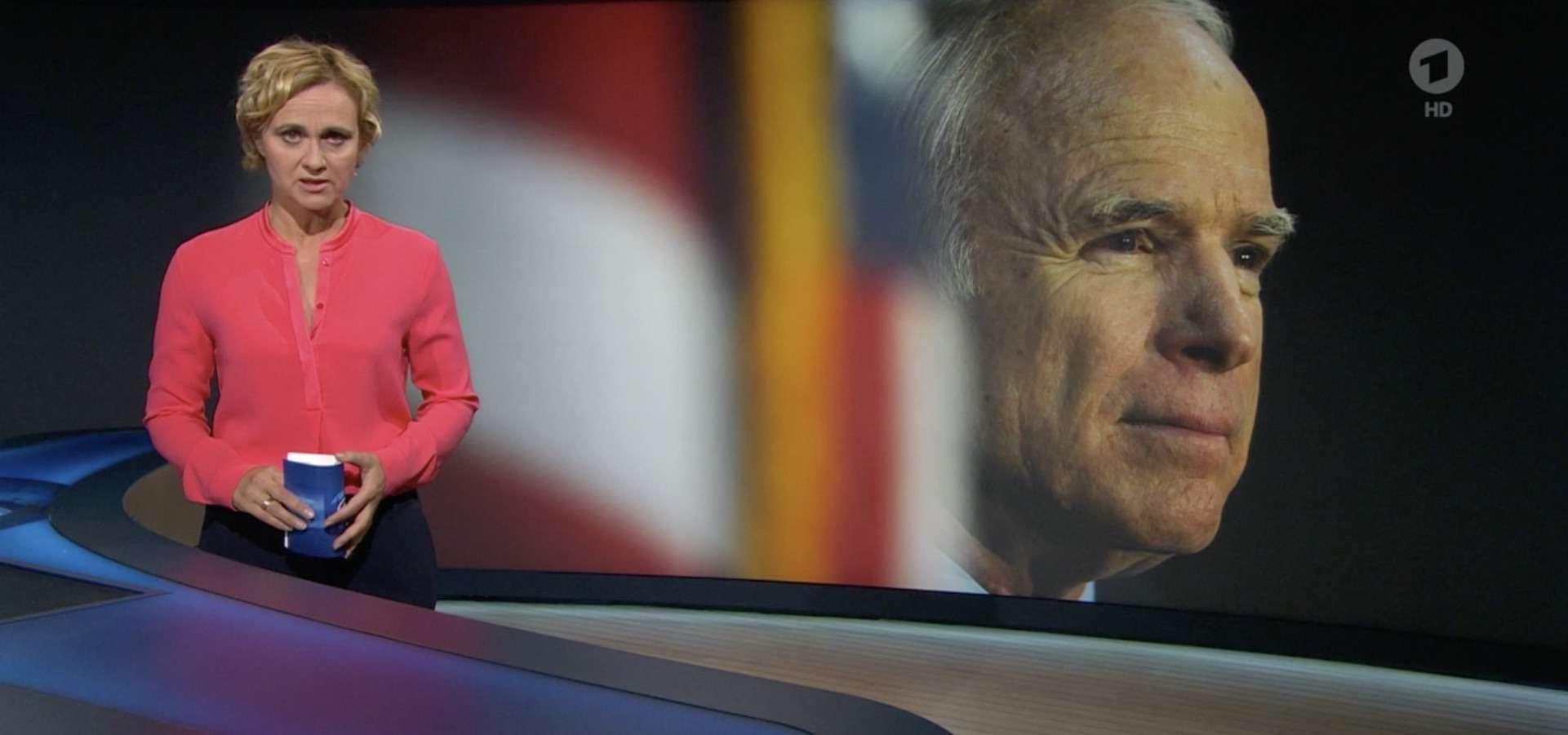 Heuchler: Mainstream würdigt John McCain