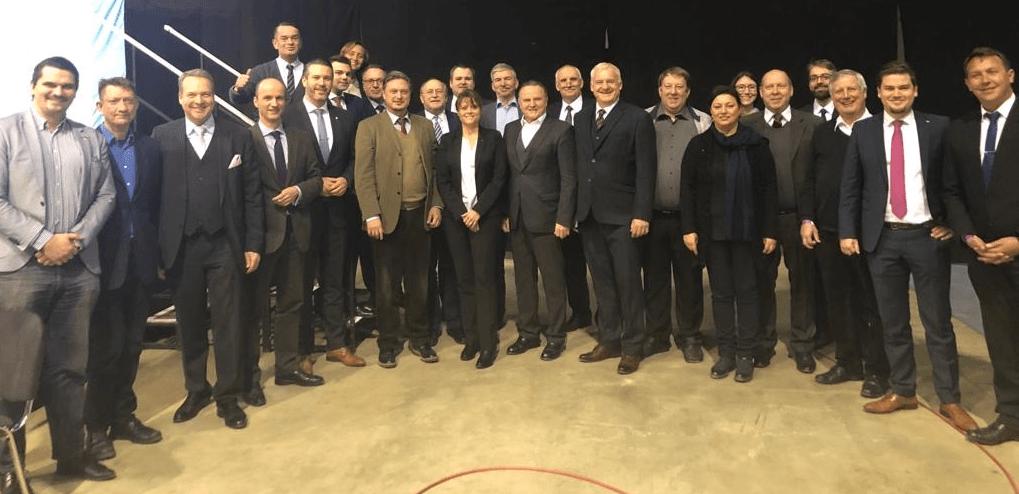 Der EU-Wahlkampf kann kommen
