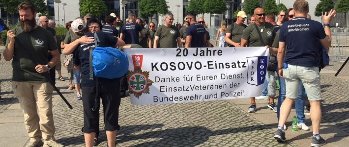 Veteranentag in Berlin