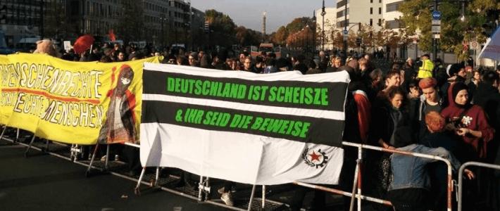 Extremismus: Der Senat ist schizophren