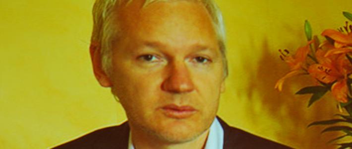 Freiheit für Assange